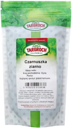 Czarnuszka (czarny kminek) ziarno 250g - Targroch