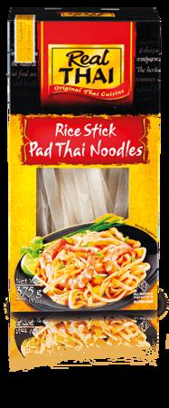 Makaron ryżowy 10mm do Pad Thai 375g - Real Thai