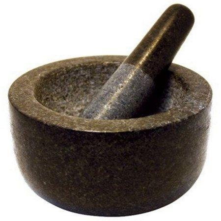 Moździerz granitowy - śr. 18cm