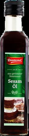 Olej sezamowy 250ml - Diamond