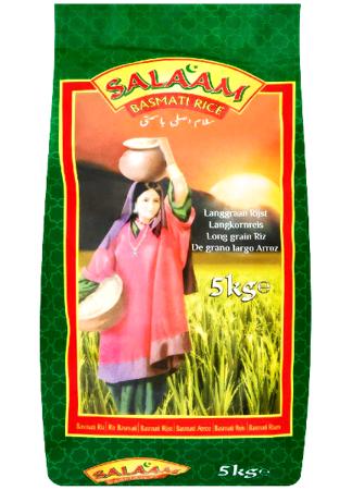 Ryż Basmati 5kg - Salaam