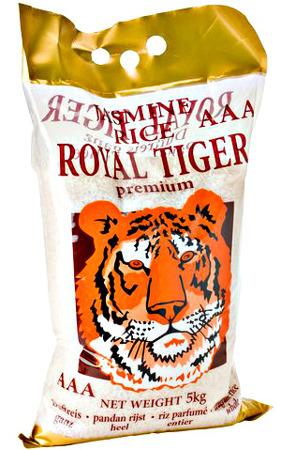 Ryż jaśminowy Premium AAA Royal Tiger 5kg