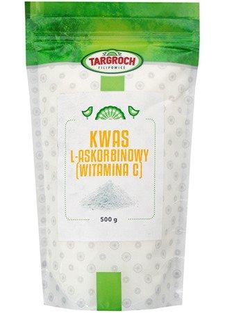 Witamina C Kwas L-Askorbinowy 500g - Targroch